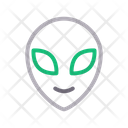 Alien Monster Robotics Icon