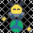Alien Invade Monster Icon