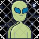 Malien Alien Lifeform Icon