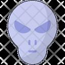 Alien Ufo Spaceship Icon