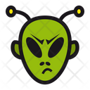 Alien Ufo Space Icon