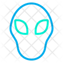 Face Avatar Space Icon