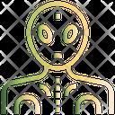Alien Space Cosmos Icon