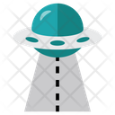 Alien Abduction Icon