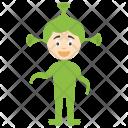 Alien Cartoon Icon