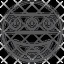 Emoticon Alien Invasion Emoji Invasion Emoji Icon