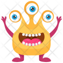 Alien Monster Icon