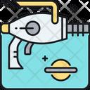 Alien Weapon Laser Gun Space Gun Icon