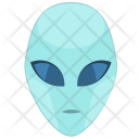 Aliens Robot Face Icon