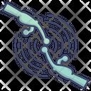 Aliens Contact Icon