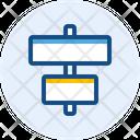 Aligment Center Icon