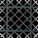 Align Object Artboard Icon