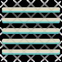 Align Format Justify Icon