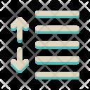 Align Spacing Alignment Icon