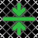 Arrow Arrows Align Icon