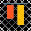 Align Top Arrange Icon