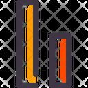 Align Bottom Align Bottom Icon
