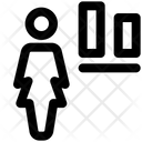 Align Bottom Icon
