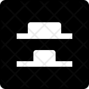 Align Bottom Alignment Icon