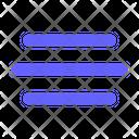 Align-center Icon