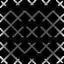 Align Center Center Formatting Icon
