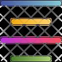 Align Center Alignment Icon