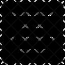 Align Center Text Alignment Icon