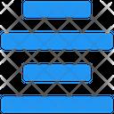Aligncenter Center Align Center Alignment Icon