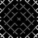 Align Center Alignment Text Edit Icon