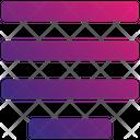Aligncenterjustify Icon