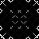 Align Justify Icon