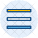 Align Justify Align Text Icon