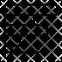 Align Distribute Left Icon