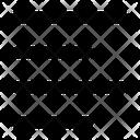 Align Left Align Formatting Icon