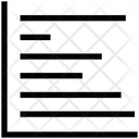 Align Left Alignment Align Icon