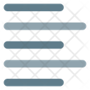 Align Left Icon
