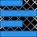 Alignleft Left Align Left Alignment Icon