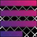 Alignleftjustify Icon