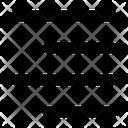 Align Right Align Formatting Icon