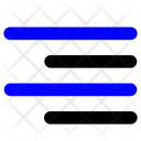 Align Right Text Icon Icon
