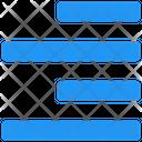 Alignright Right Align Right Alignment Icon