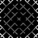 Align Right Alignment Edit Tool Icon