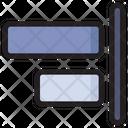 Align Right Right Align Right Alignment Icon