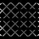 Align Right Button Icon