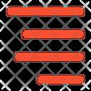 Align Text Right Align Right Align Icon