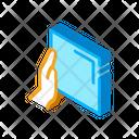 Align Tiles Hands Icon