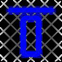 Align Top Vertical Alignment Top Alignment Icon