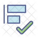Align Alignment Orientation Icon