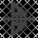 Alignment Icon