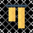 Horizontal Alignment Text Icon